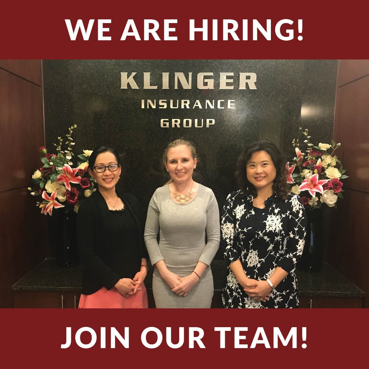 KIG is hiring! We are searching for an experienced