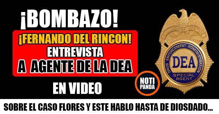 CASO FLORES: Un agente de la DEA habla claramente sobre los hechos de narcotrafico que tienen a Venezuela de Cabeza porque implican al sobrino de CILIA