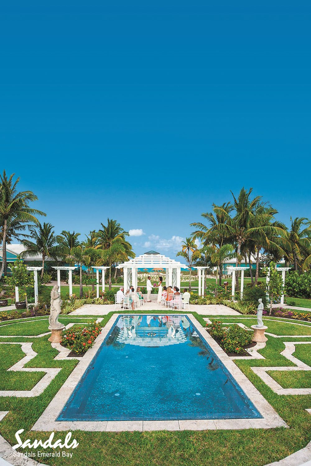 Get married in paradise. Have your destination wedding in