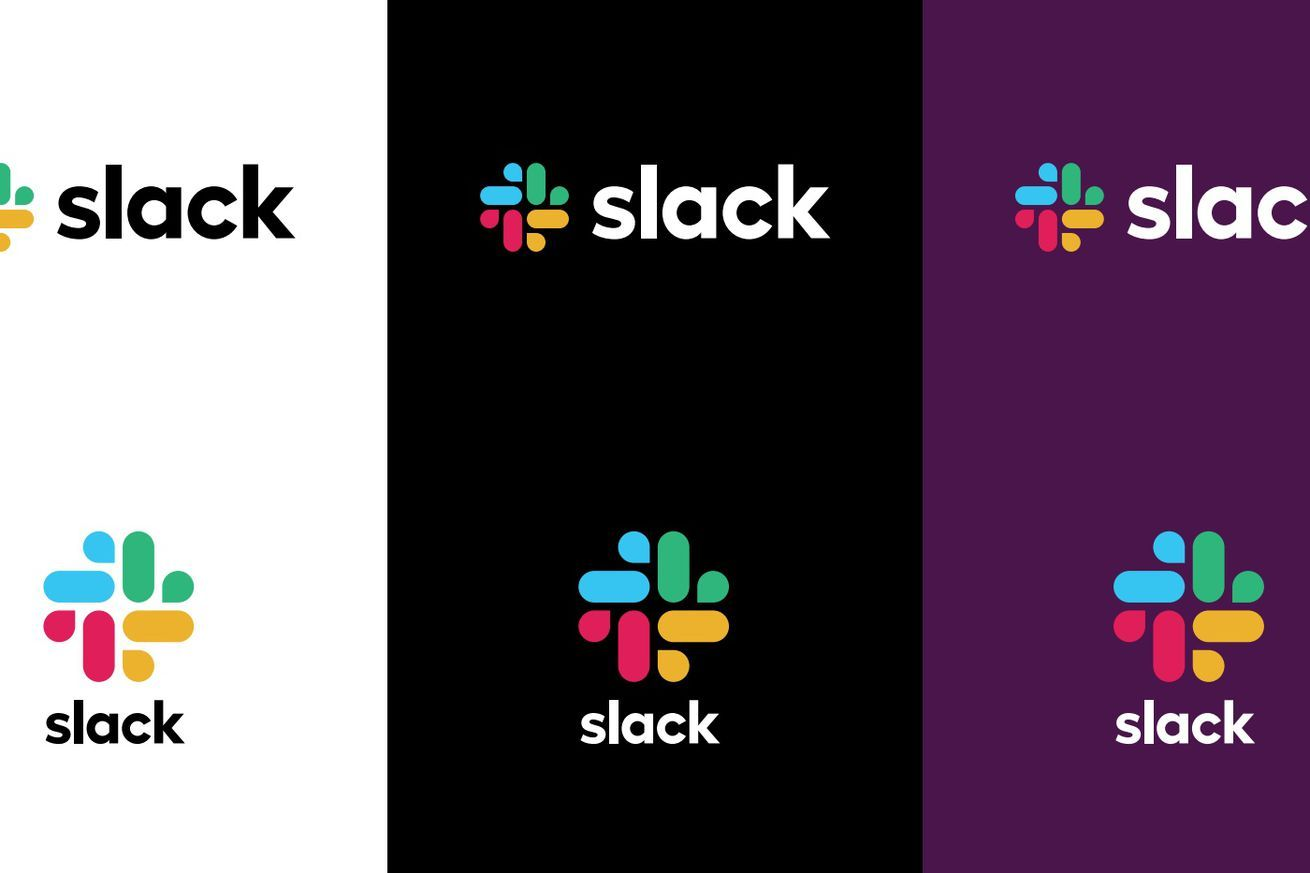 Slack has decided to somehow make its icon even duller and