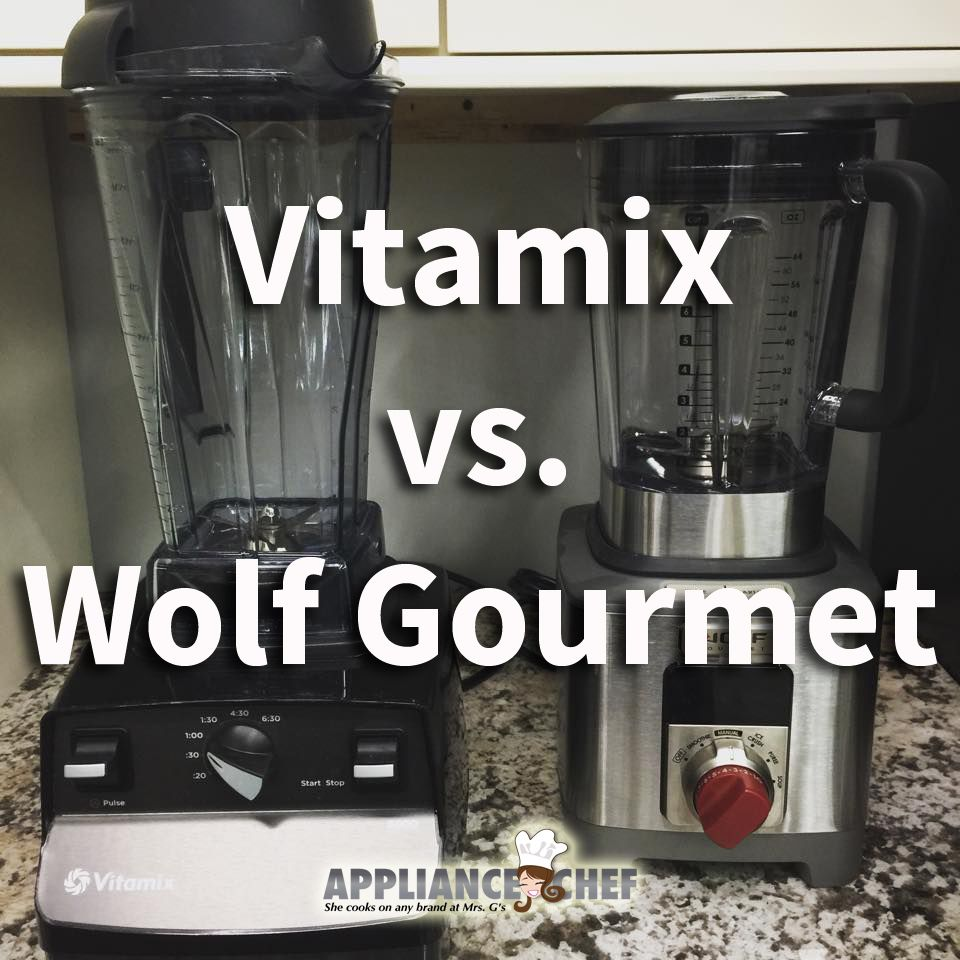 Wolf Gourmet Blender Vs Vitamix