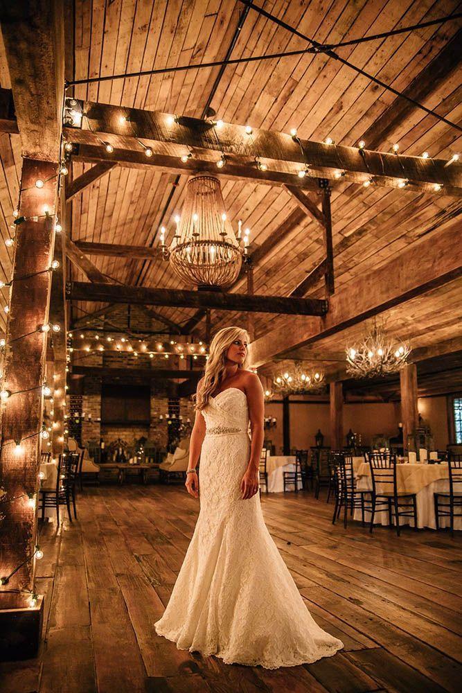 45 Romantic Barn Wedding Decorations | Wedding Forward