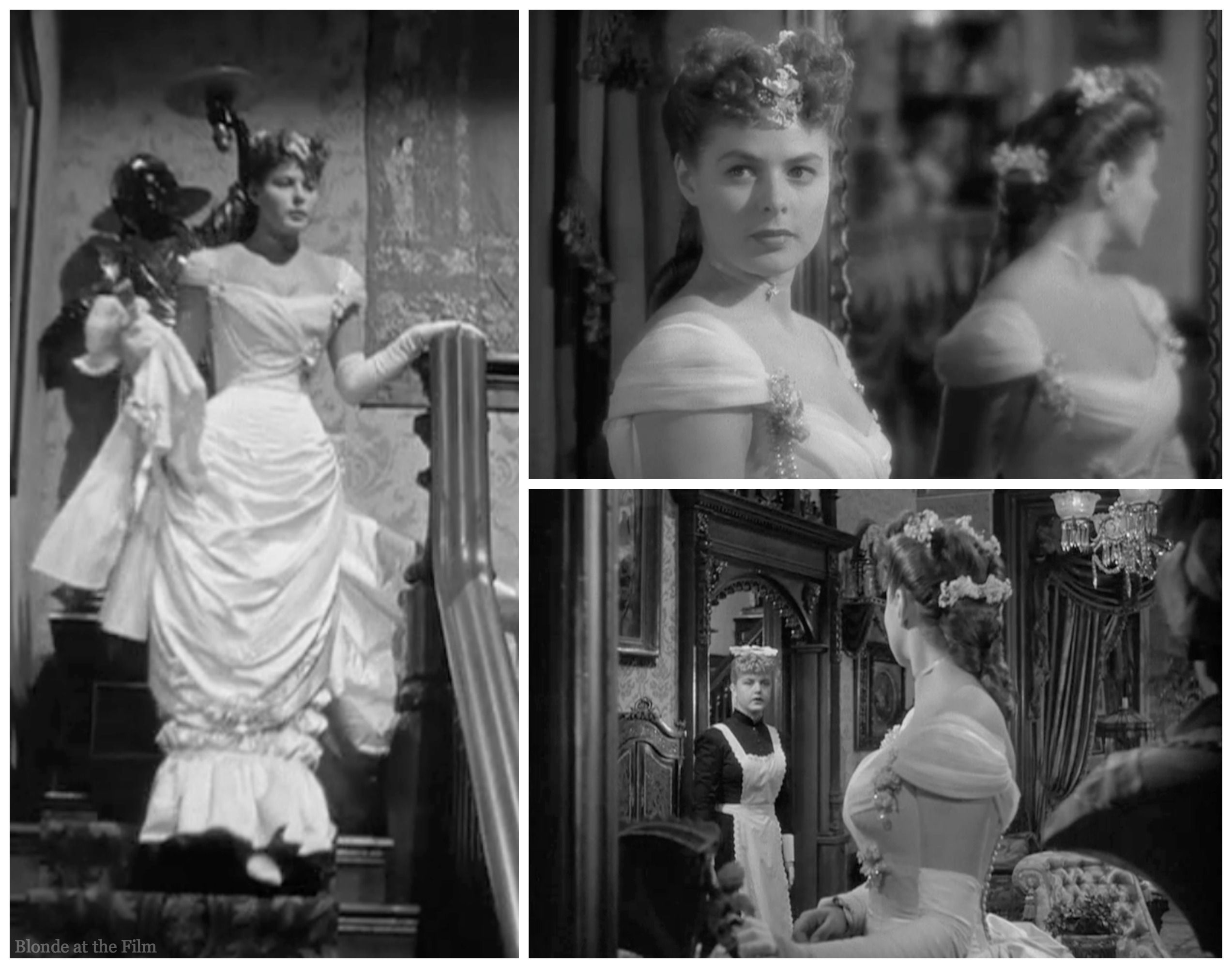 Ingrid Bergman Gowns In Gaslight Google Search Awesome Dresses Nice