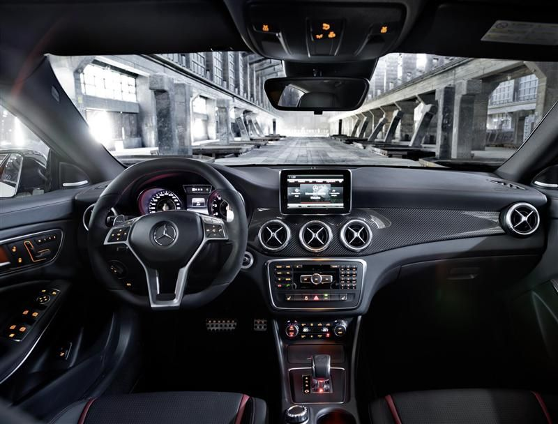 2015 Mercedes Benz Cla Class Images Cla 45 Amg Amg Mercedes