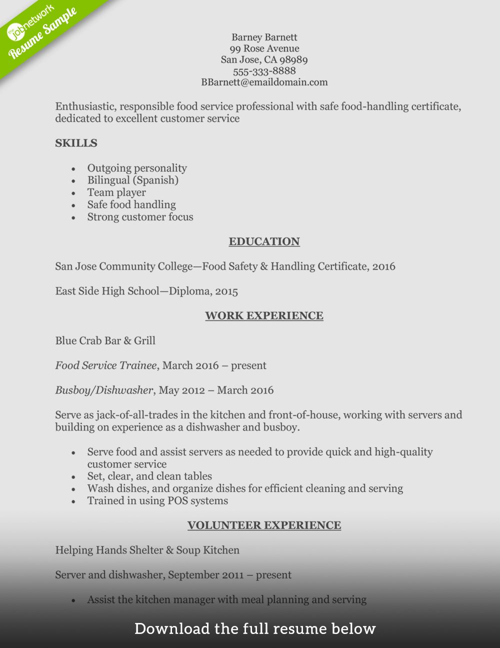 Entry Level Customer Service Resume Lovely How to Write A