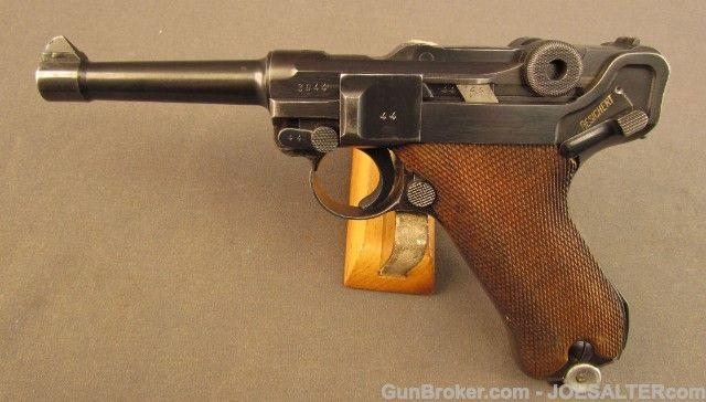 Pin by MagazineSpeedloader on Gun | Luger pistol, Hand guns