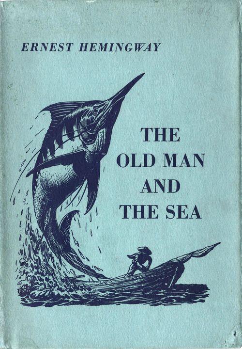 ผลการค้นหารูปภาพสำหรับ the old man and the sea book