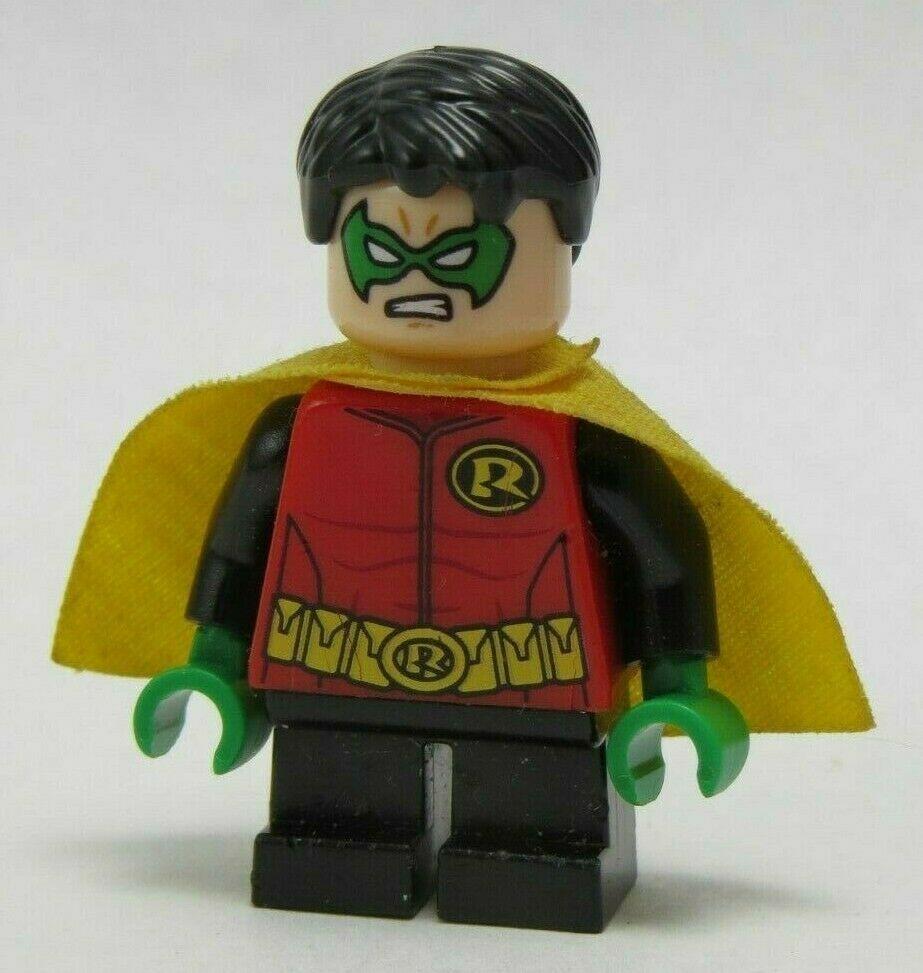 LEGO Super Heroes Robin Green Hands sh091 Minifigure 76013