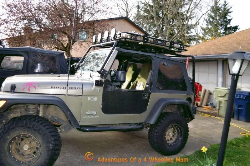 Roof Rack Jeep Wrangler Forum Jeep wrangler forum