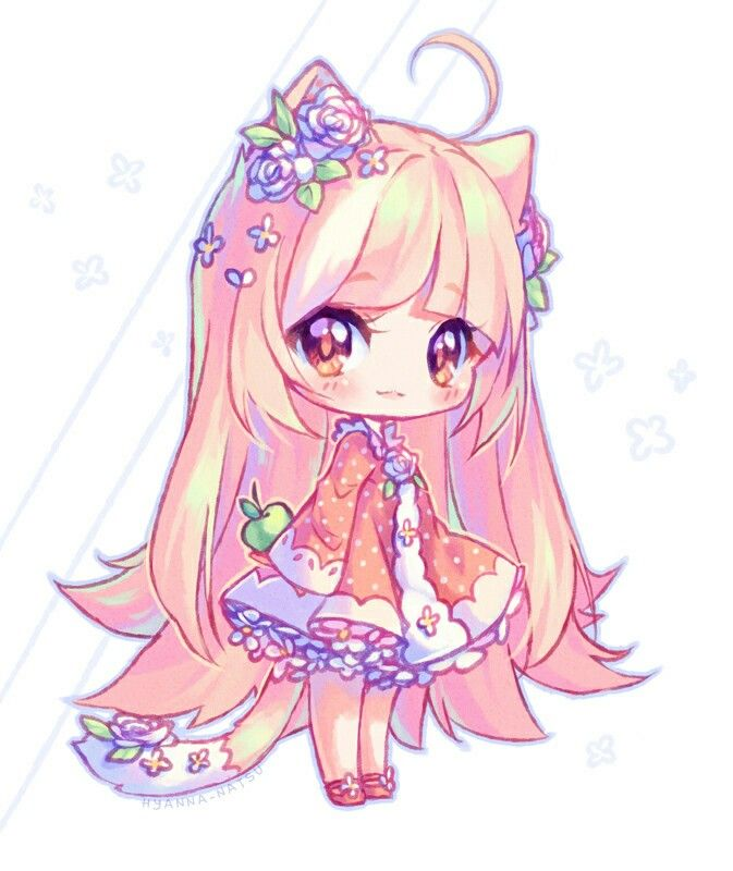 Pin By Gabriela On Girrrlss Cute Anime Chibi Anime Chibi Chibi