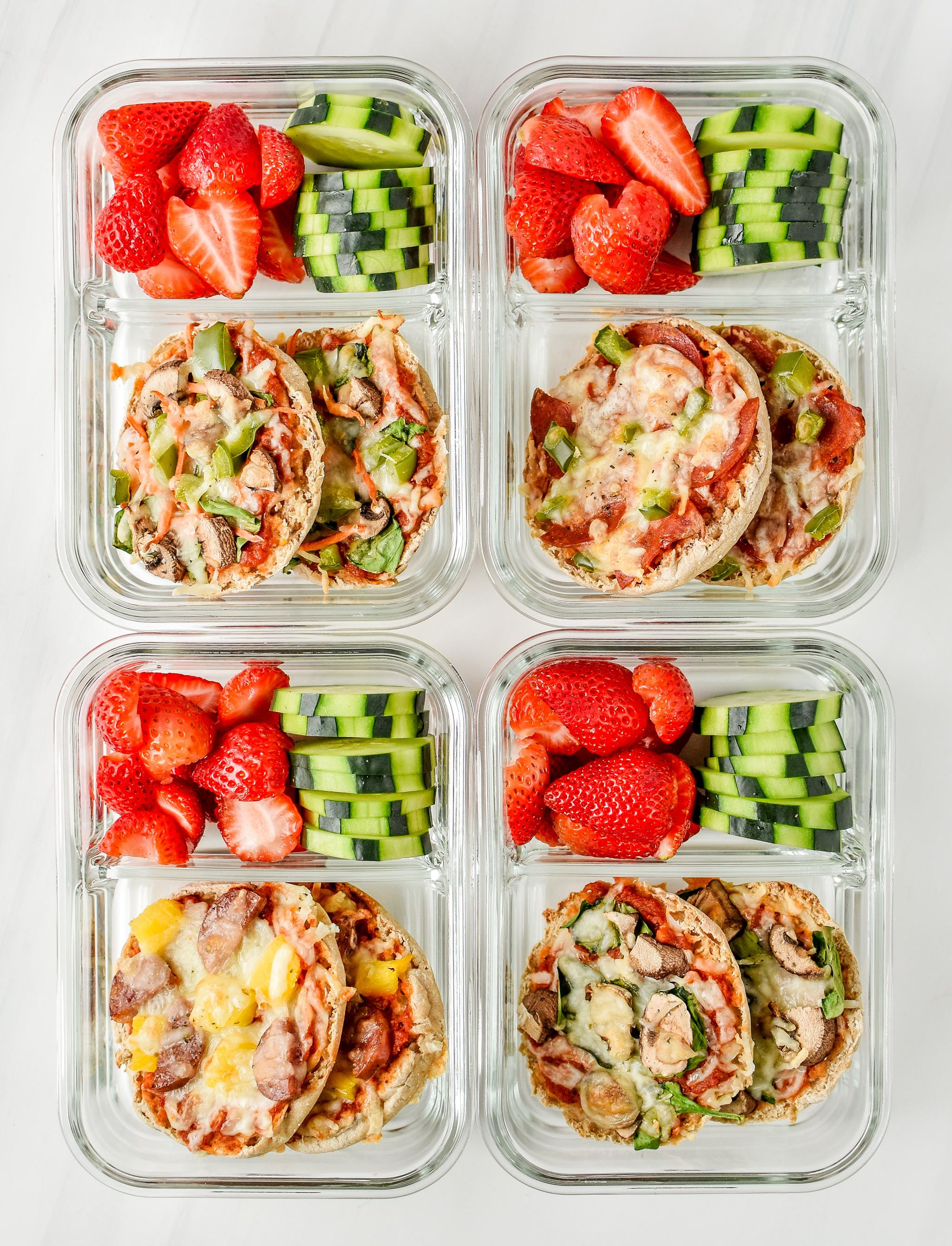 Favorite Meal Prep Ideas For Lunch Cold