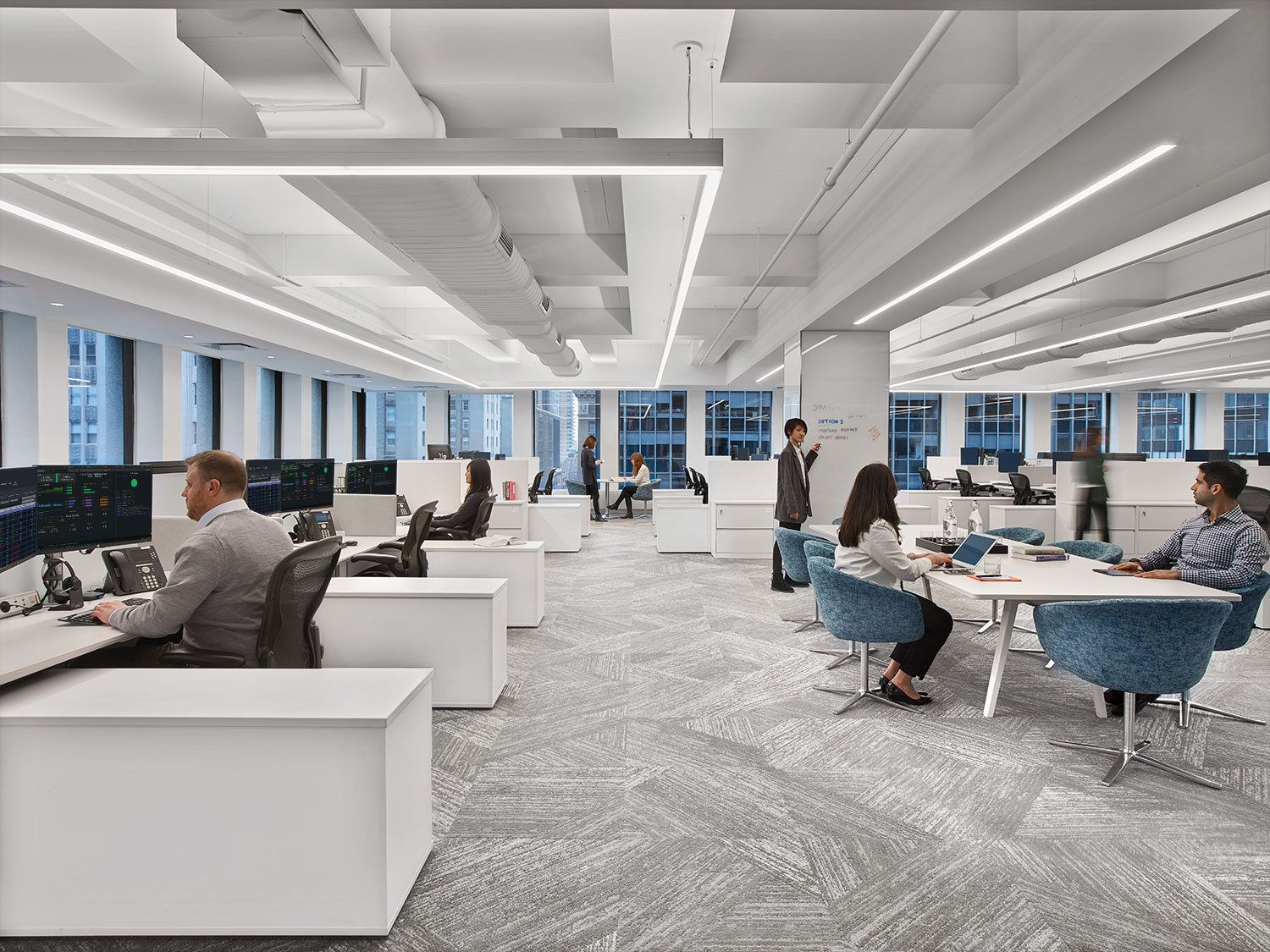 Office Tour Investment Firm Offices New York City With Images