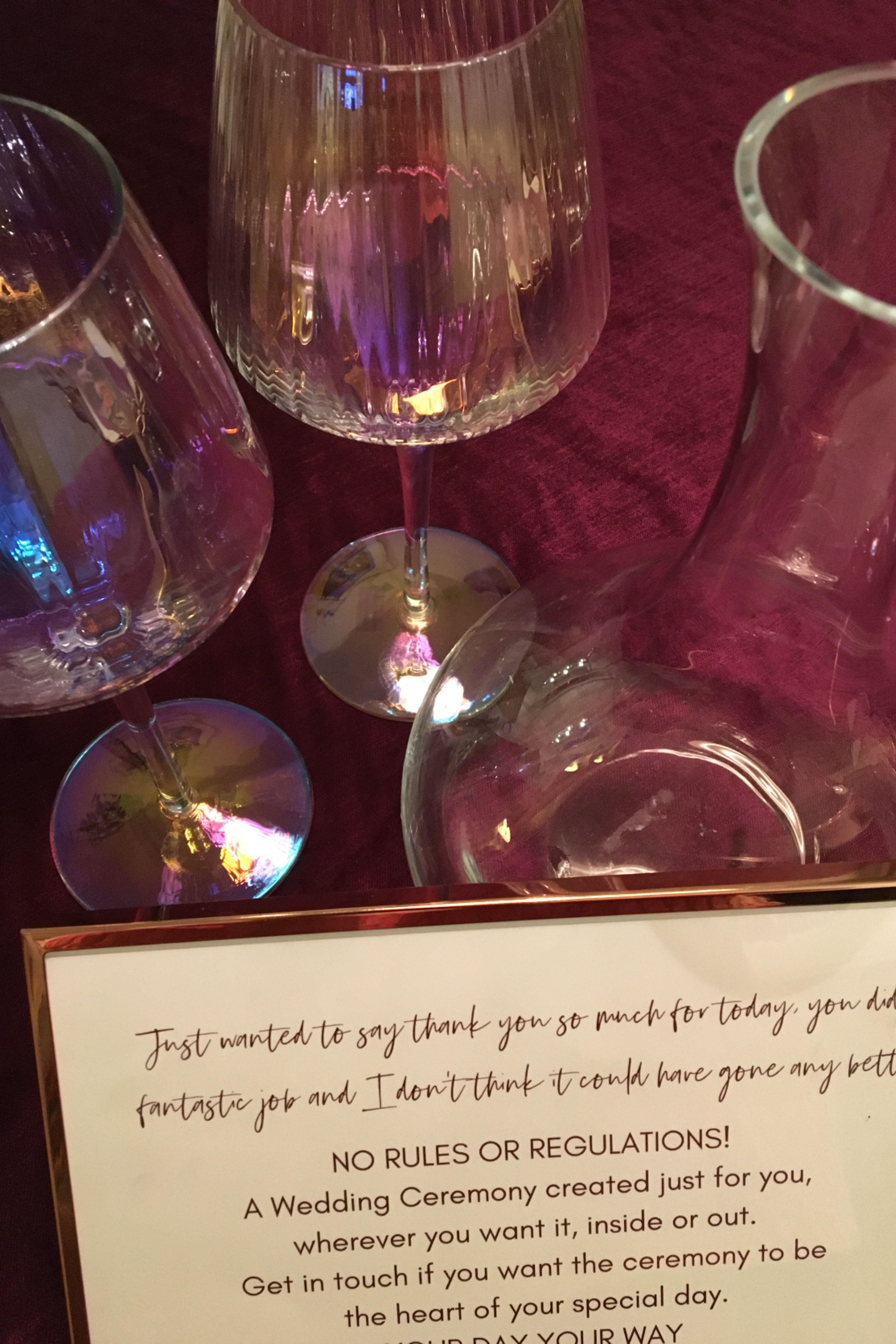 Wine Ceremony Wedding Mood Board Commitment Ceremony Industrial Wedding Venues