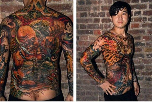 Yakuza Tattoo Meanings