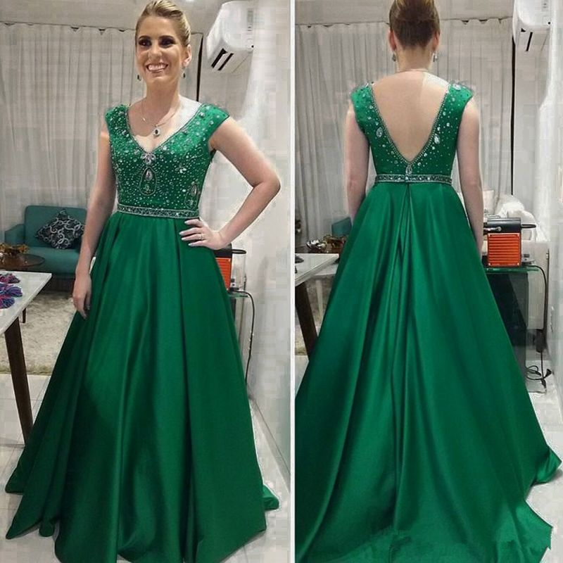 Evening Dresses with Trains