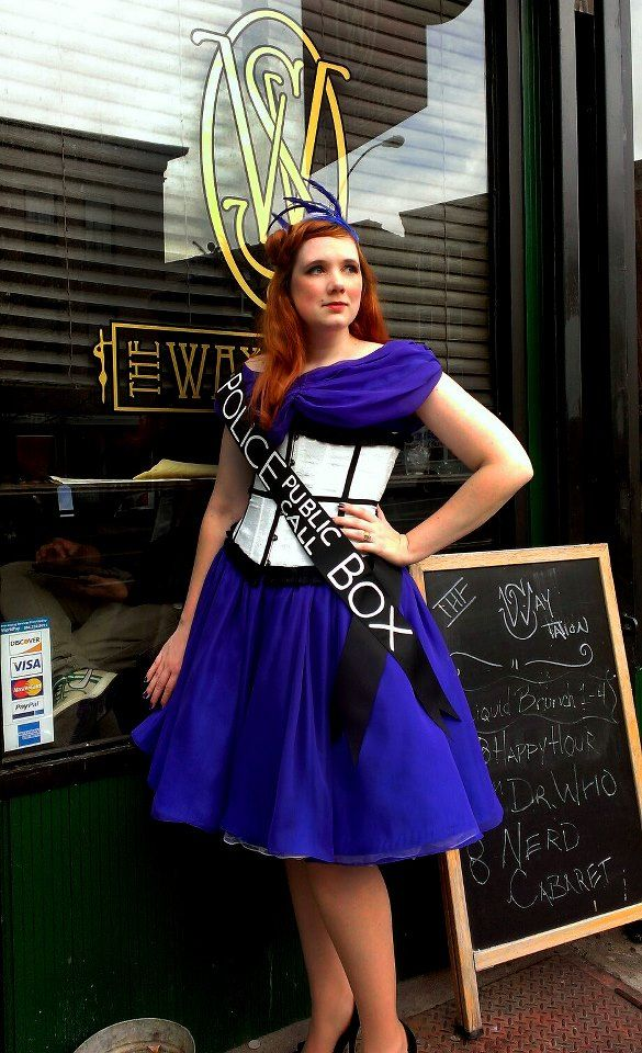 Celebrate the Art of Cosplay16 Ways to Wear a TARDIS