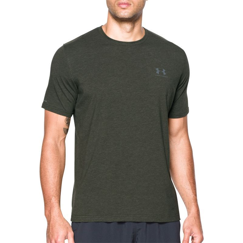 148bf8d841 Under Armour Men's Charged Cotton Sportstyle T-Shirt | Products ...