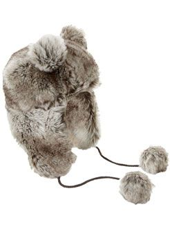 d6ae3f56f6e69 Baby Bear Faux Fur Trapper Hat