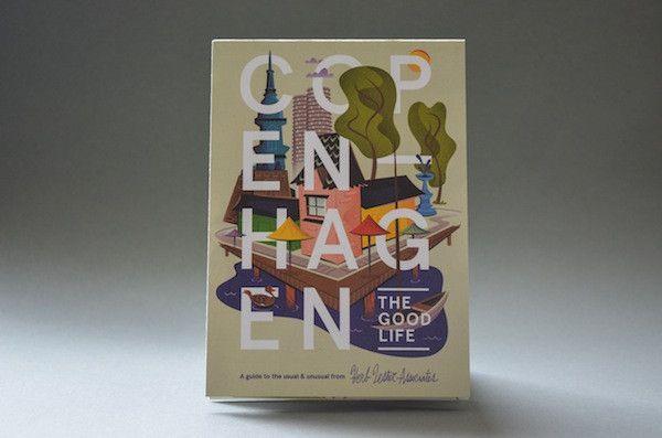 Copenhagen: The Good Life – by Matt Chase for Herb Lester Associates