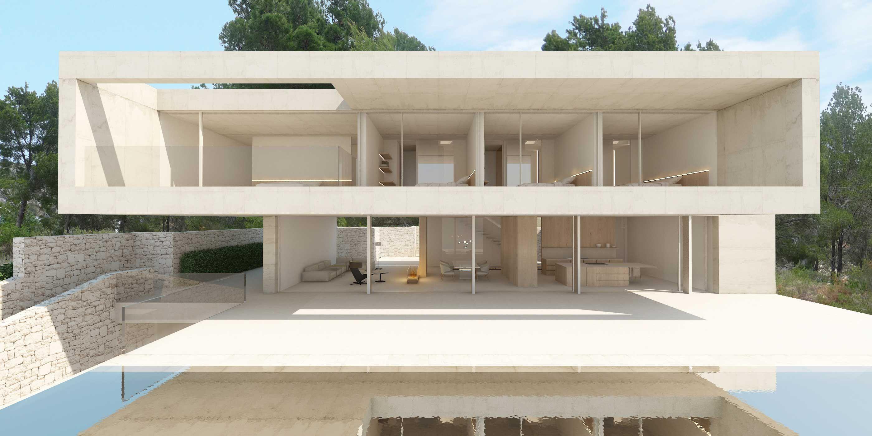 Exceptionnel Oslo House | Ramón Esteve Estudio