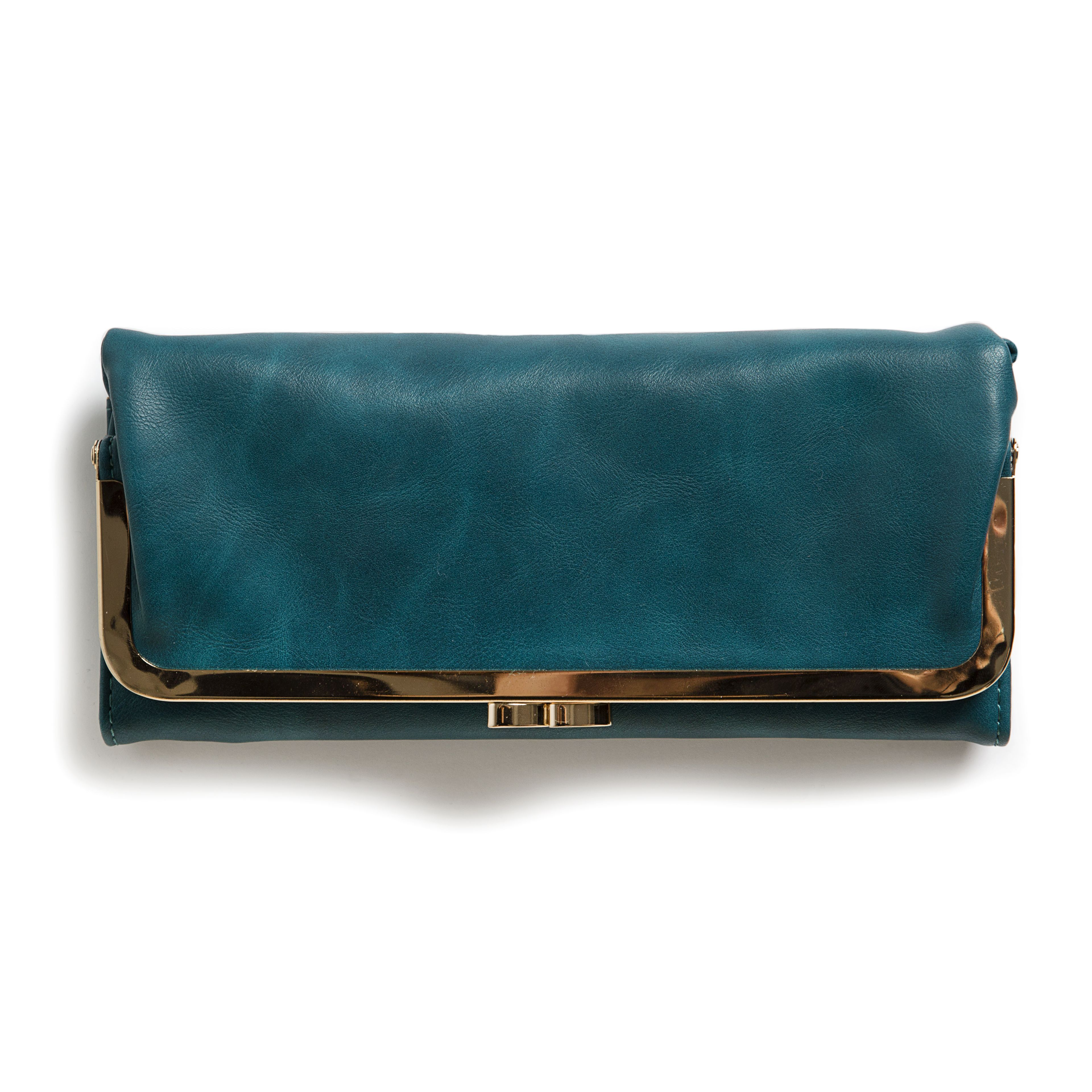 ffa169bdc Sade Fold-Over Wallet Clutch- black or brown preferably but open to colors  :) Hoping this is like Hobo Lauren wallet!!