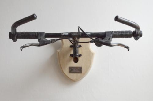 Bike Trophies - via Clutter Magazine