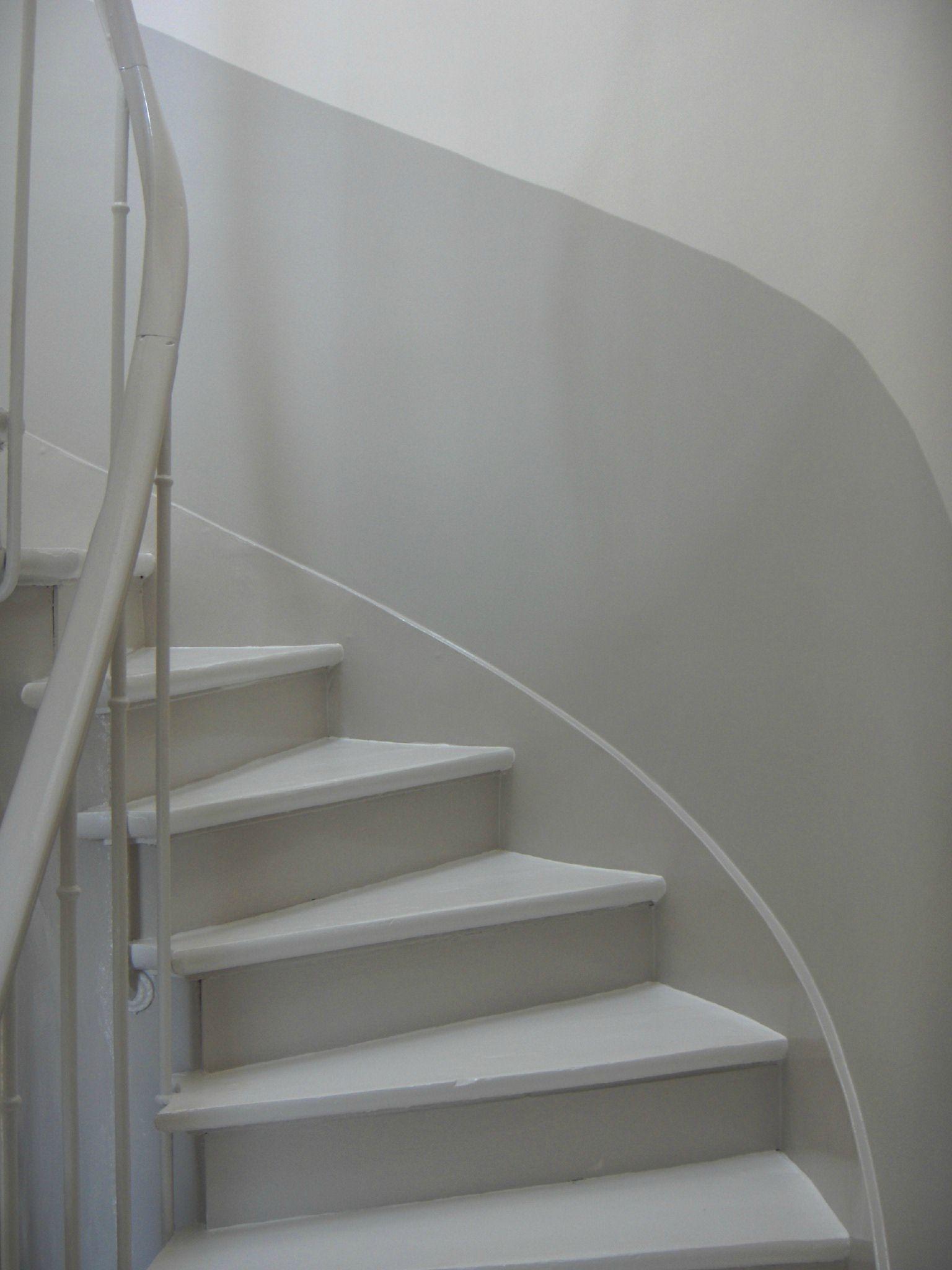 Travaux juillet 086 cage d 39 escalier pinterest for Renovation cage escalier maison