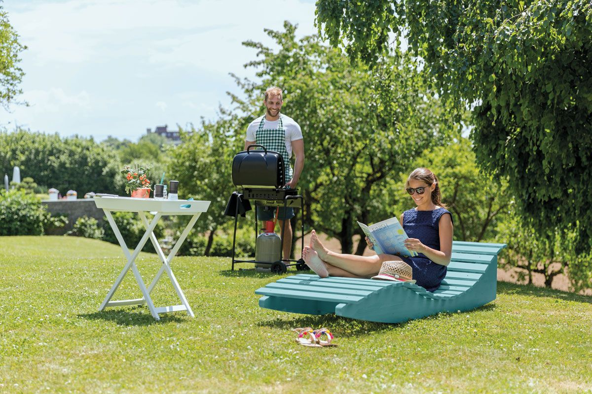Gartenliege Bauen Lackieren Anleitung Gartenliege Selber Bauen Gartenliege Holzstuhl Garten