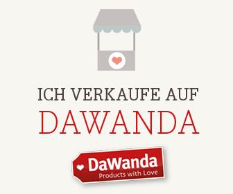DaWanda Banner für Deinen Blog