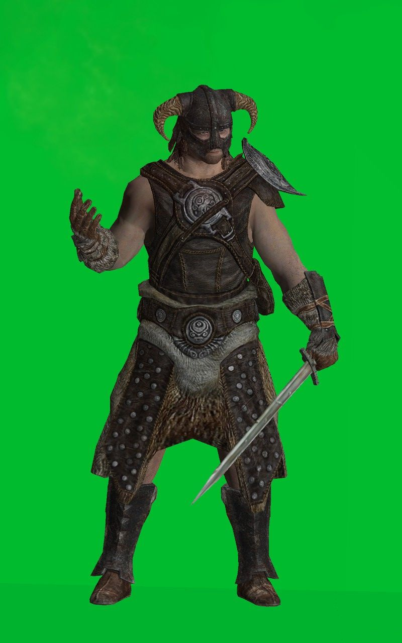 The dovahkiin from skyrim, in Gmod! | Garry's mod | Skyrim