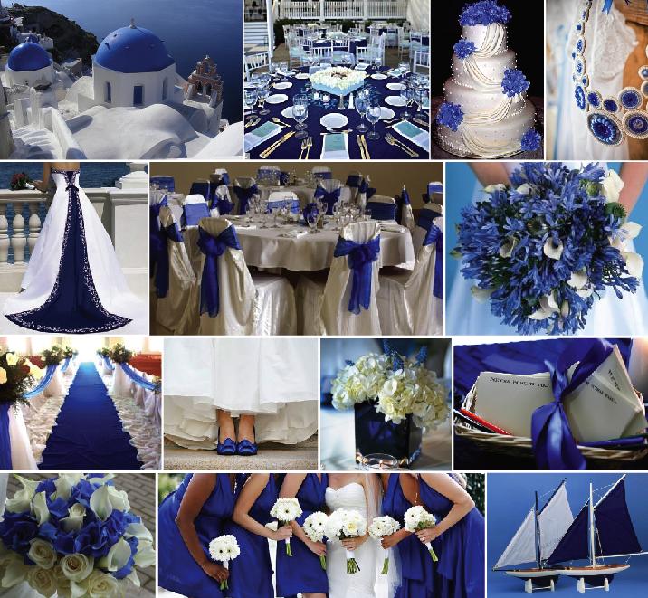 JADE GREEN & ICE BLUE WEDDING THEMES