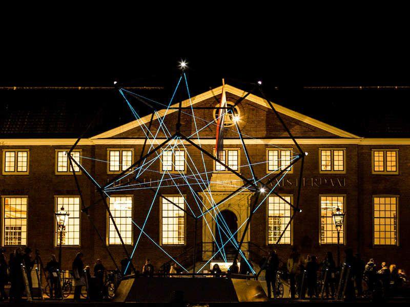 het Amsterdam Light Festival . : The Netherlands