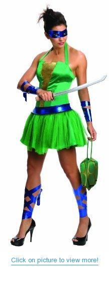 Nickelodeon Teenage Mutant Ninja Turtles Leonardo Adult Female #Nickelodeon #Teenage #Mutant #Ninja #Turtles #Leonardo #Adult #Female
