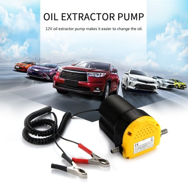 Oil Change Pump 【Hot sales】 Professional Electric Oil Pump QuickExtract™