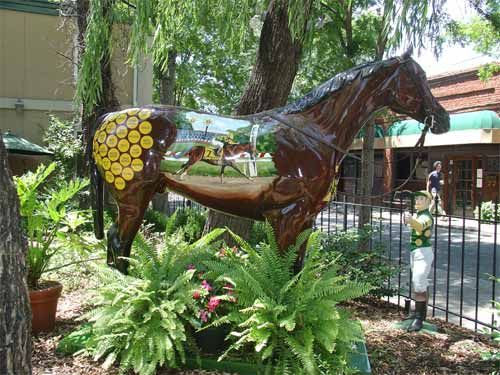 Aiken Is Famous For Its Horses And Now Its Artistic Horse