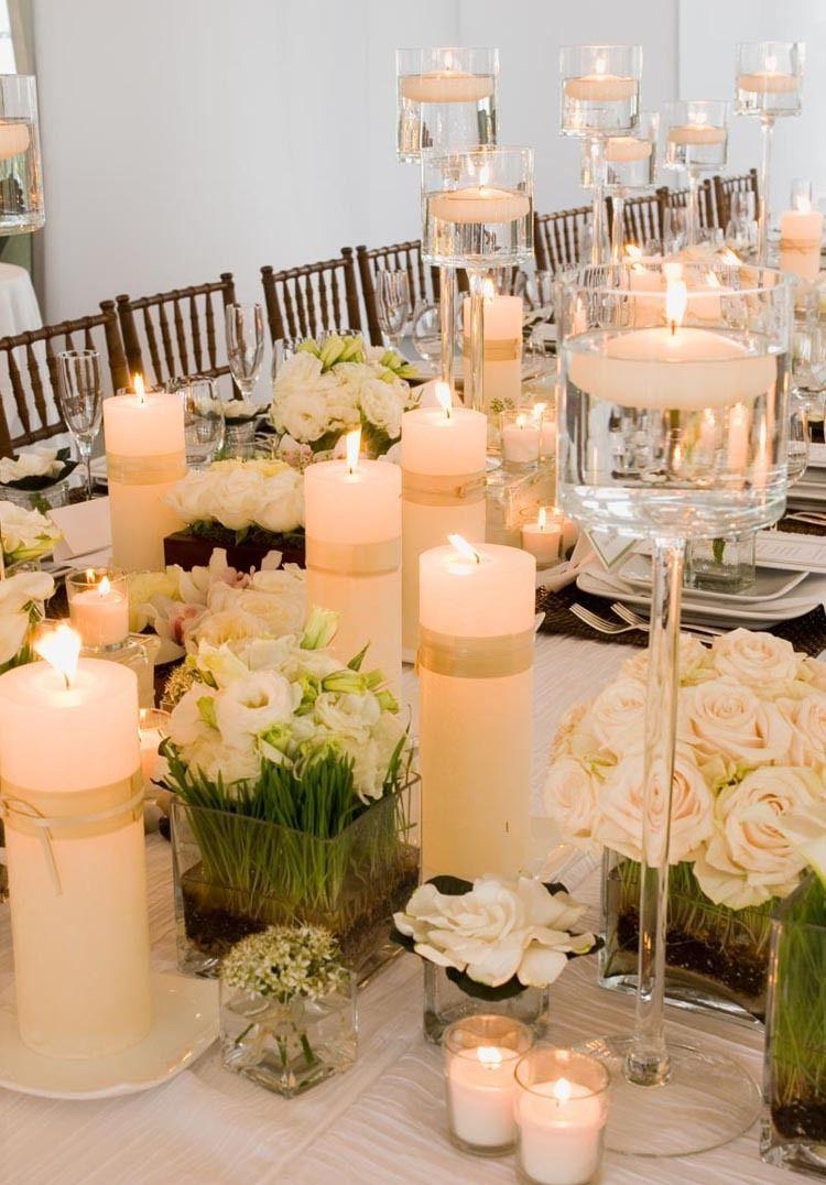 mercury glass reception wedding flowers wedding decor