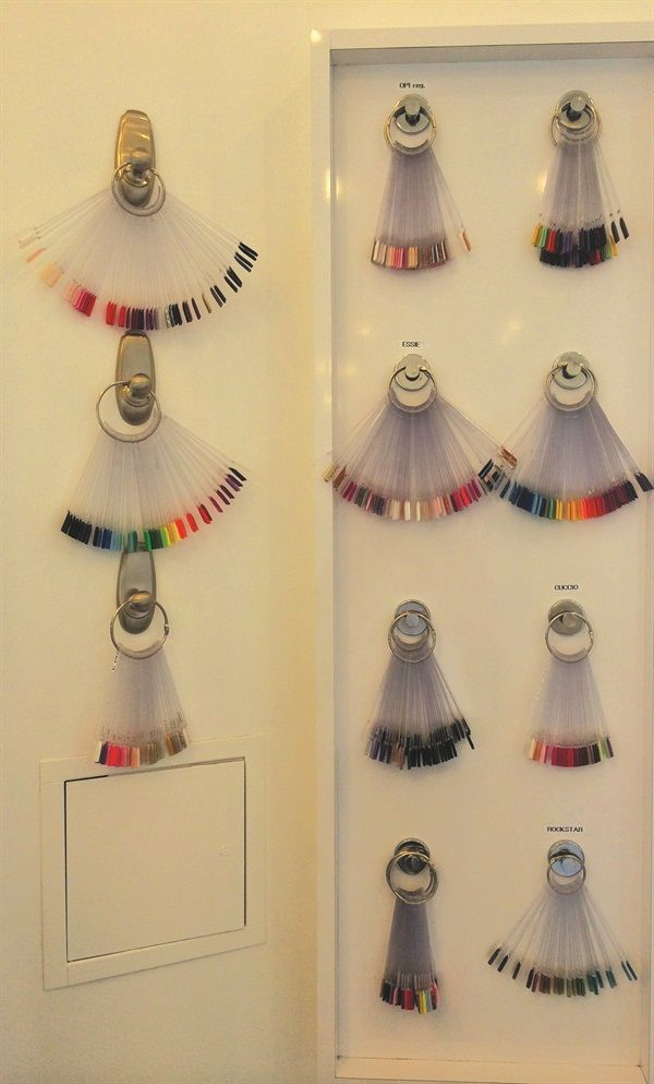A Cleaner Way to Display Nail Color | Style nails, Nails magazine ...