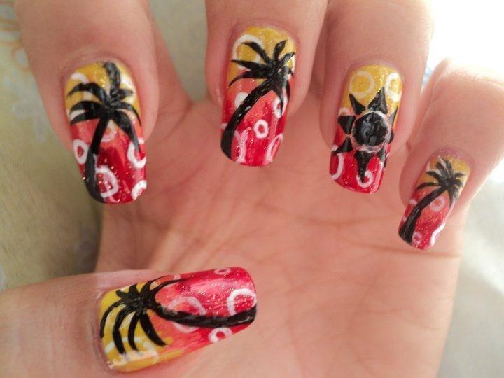 New Nail Trends: Nice Summer Nails Trend 2013 ~ Nail Designs ...