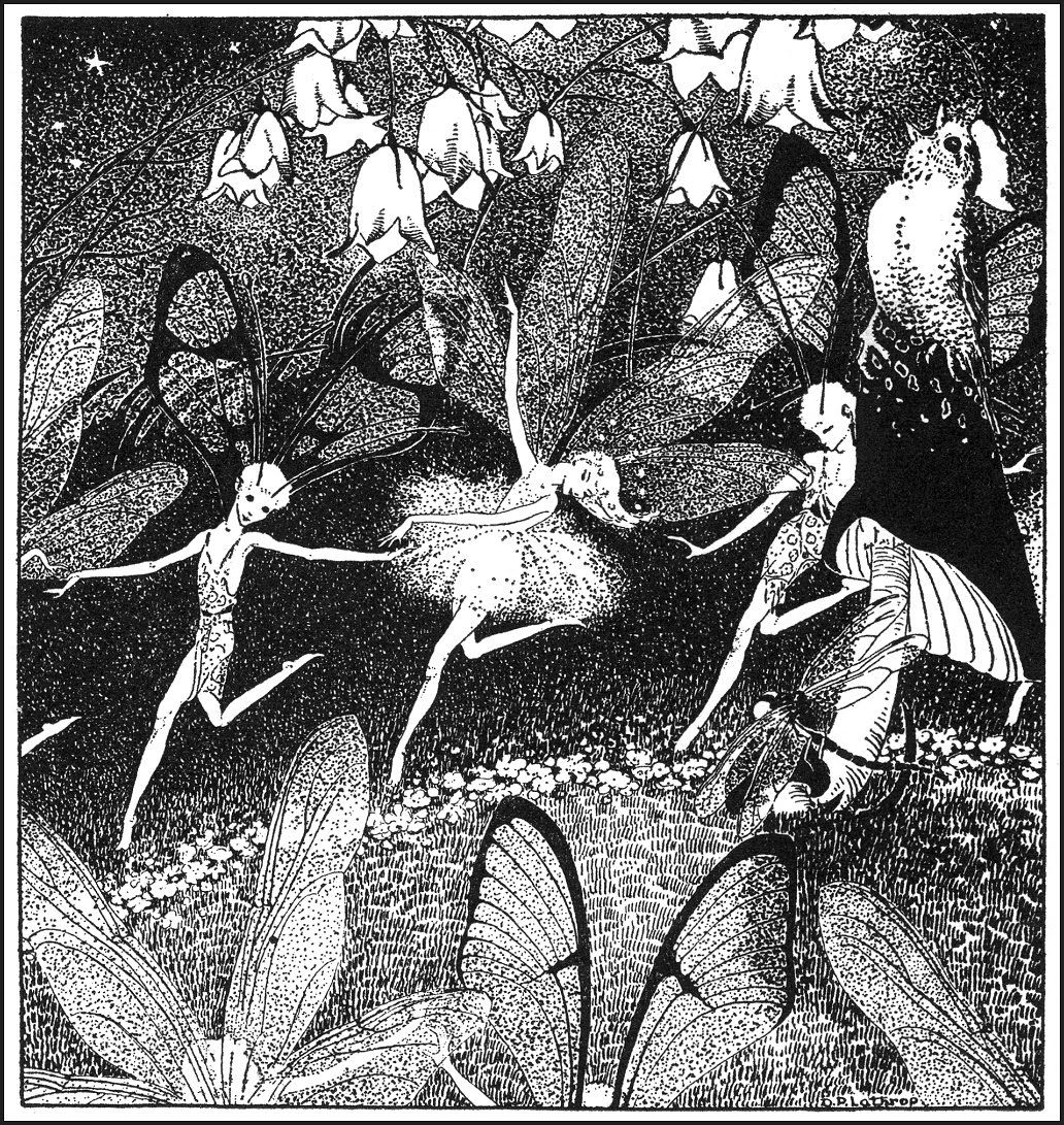 from Down-adown-derry: A Book of Fairy Poems