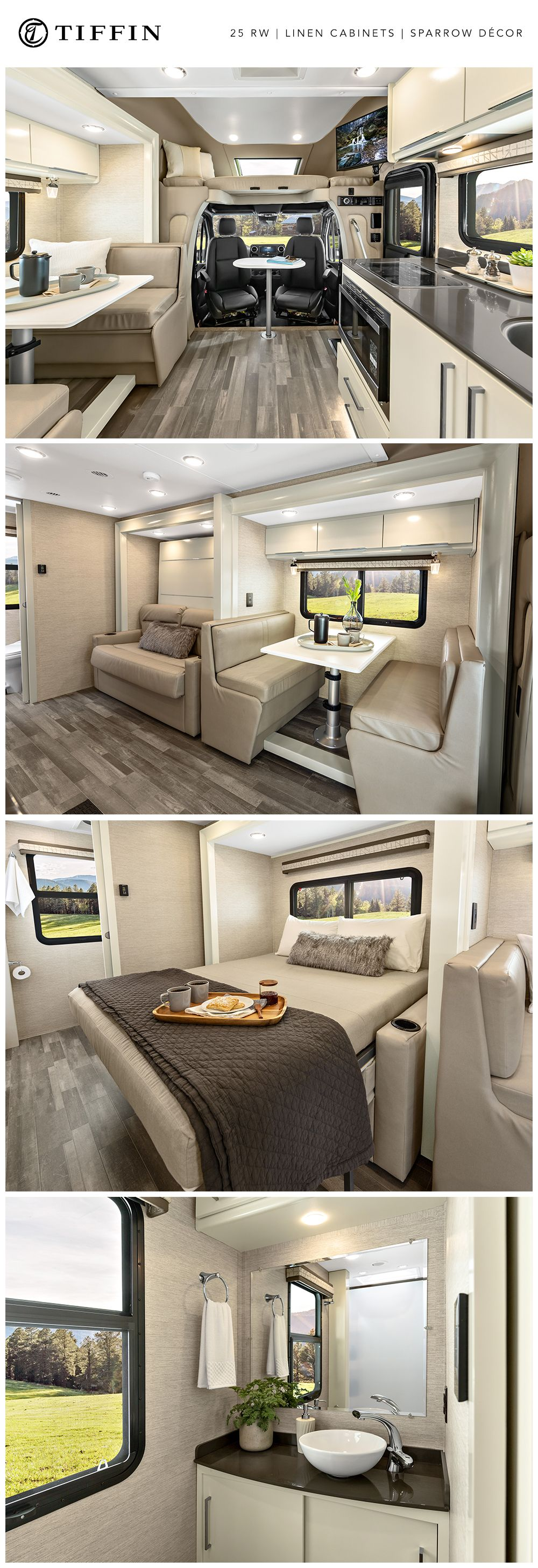Check Out The Most Spacious 2020 Tiffin Wayfarer Model Yet We Ve