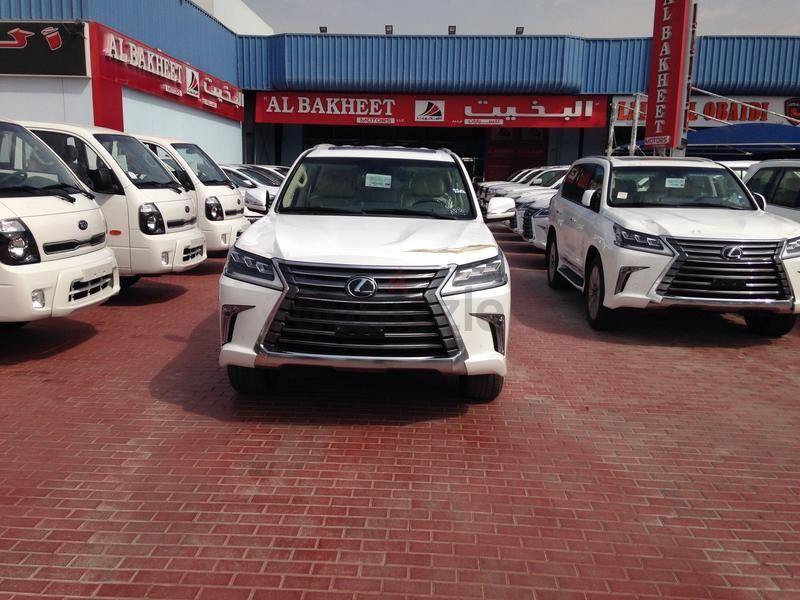 dubizzle Dubai  LXSeries LEXUS LX 570 MODEL 2017  Lexus