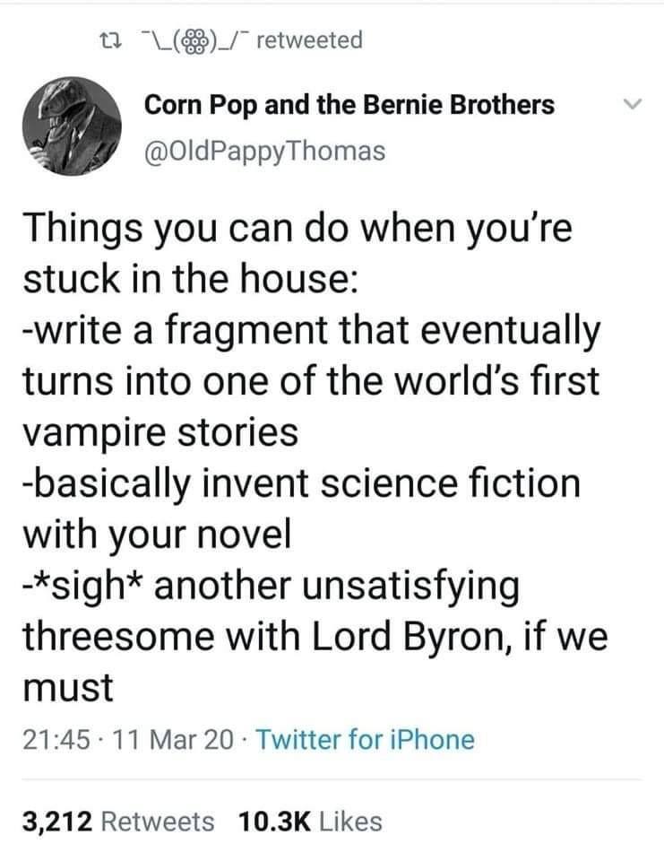 Pin By Moonstruck Seagull On Mimir S Meme Space Writing Memes Writers Write Vampire Stories