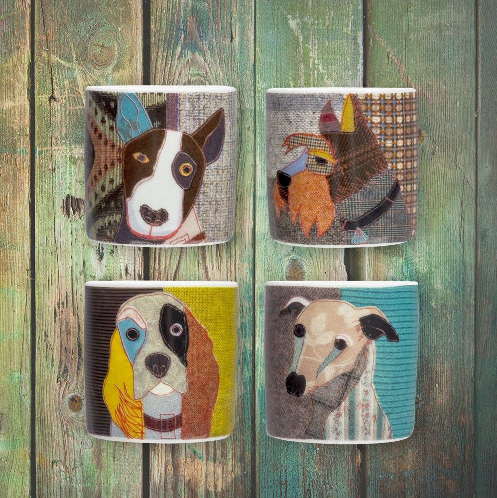 Magpie - Poochies Mini Cups - Set of 4