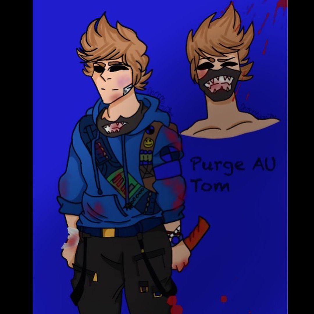 Pin by kaiwala on tom | Eddsworld comics, My hero academia, Group boards