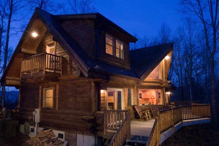 images about cabins in nc on, Luxury Homes/