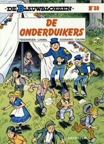 De Blauwbloezen - De onderduikers (Les planqués)