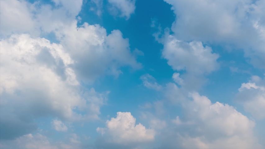 Building Motions Clouds. Puffy Fluffy Stock Footage Video (100% Royalty-free) 1040745419 | Shutterstock