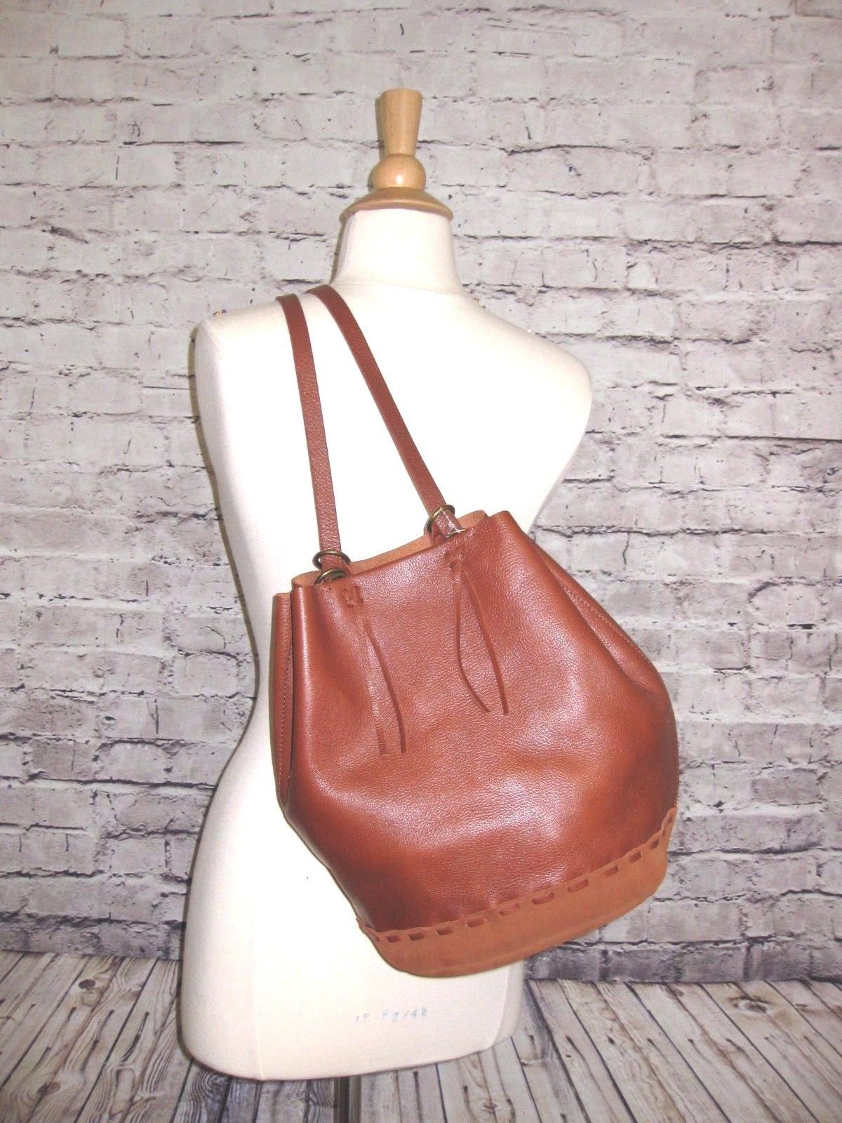 d71dda8f36 MADEWELL J CREW THE MARIN CONVERTIBLE BACKPACK NWT  F2360 BAG MESSENGER in  Clothing