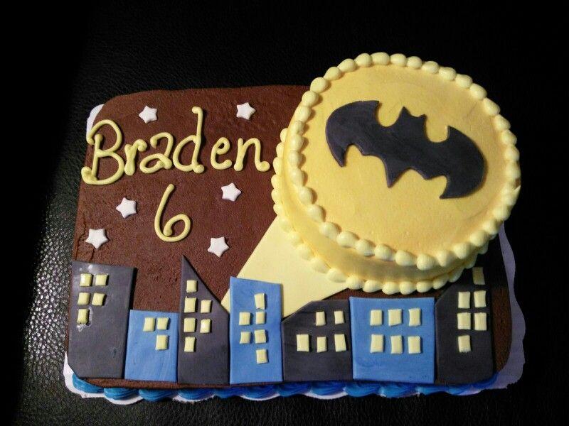 Batman Sheet Cake Facebook Com Sandyssweetcakes Sandy S