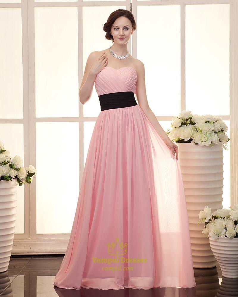 Vampal.com Offers High Quality Light Pink Bridesmaid Dresses ...
